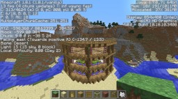 Awesome Farming Base Minecraft Project