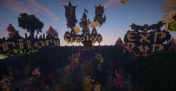 Server Hub TheJungFamily Minecraft Map & Project