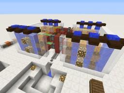 Granja de calabazas y melones -  melon and pumpkin farm Minecraft Map & Project