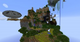 Imastires! The great RPG adventure ! Minecraft Map & Project