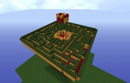 MINOTAUR SCAPE MINIGAME¡ (1.7.10 FORGE) Minecraft Map & Project