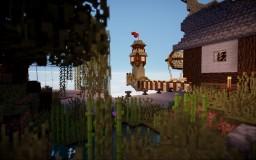 Aeris - Sky Spawn Minecraft Project