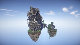 Large Steampunk House (exterior only) Minecraft Map & Project