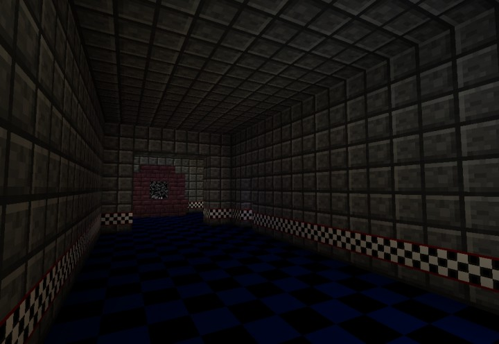 Five Nights At Freddy S 3 Minecraft Map Minecraft Project