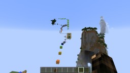 The Everlasting Parkour Minecraft Map & Project