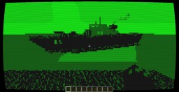 Navy Ship Minecraft Map & Project