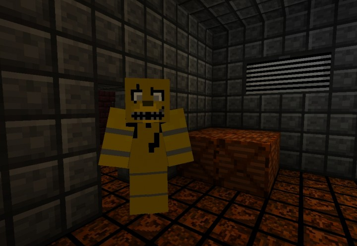 Five nights at freddy s 3 resource pack minecraft texture pack
