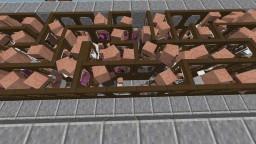 iron golem farm 2.0 Minecraft Map & Project