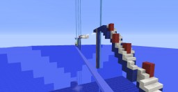 Wipeout Course Minecraft Map & Project
