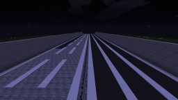 The Minecraft Highway! Minecraft Map & Project
