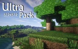 UltraPack Realistic [512x512] (V.1.8+) Minecraft Texture Pack