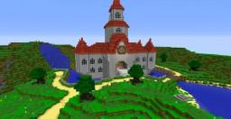 Super Mario 16 Minecraft Map & Project