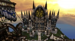 TimeLock City - Pure Steampunk Fantasy Minecraft