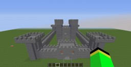 BattleDome Fortress Minecraft Map & Project