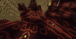 Nether Hub Design Minecraft Map & Project