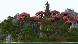 Project Hyrule Presents: Oriental Themed Island Minecraft Map & Project
