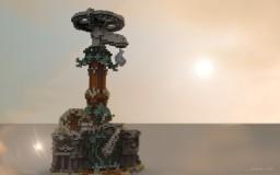 Desert Fortress Temple Tap || Sunfury Spark Plot Minecraft Project