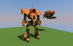 NRX-044 Asshimar Minecraft Map & Project