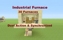 Tutorial - 30 Furnace Industrial System + Dual Action setting