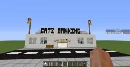 CATMANIA IN PROGRESS(Lost save) Minecraft Map & Project