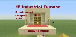 Tutorial - Industrial 15 Furnace System & Synch