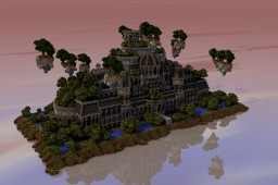 Palace of Cooldude Minecraft Map & Project