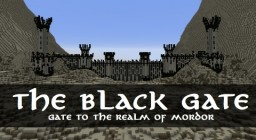 The Black Gate - Mordor Minecraft Project