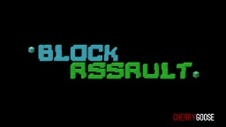 PvP Map: Block Assault - [MC 1.12] Minecraft Map & Project