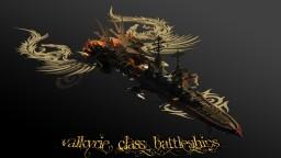 Valkyrie Class Battleships