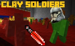 Big Claysoldiers Star Wars Map Pack - INCLUDING 29 MAPS - German and English description Minecraft Map & Project