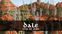 Dale - City of Men Minecraft Project