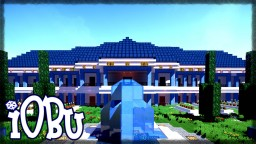 iOBu Mansion Download Minecraft Map & Project