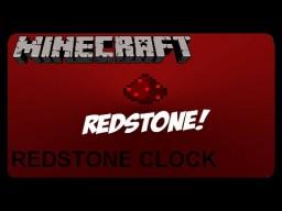 1.8.2 Minecraft RedStone Clock (Not Lag Type) Minecraft Blog
