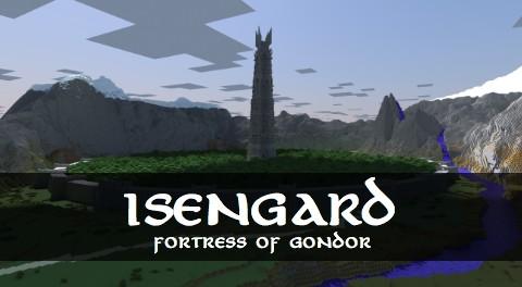Isengard - Updated Terrain render