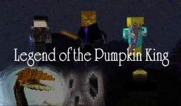 Legend of the Pumpkin King (1.8) Minecraft Project