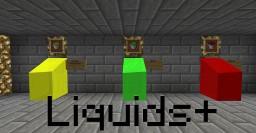 [1.7.10]Liquids+ Minecraft Mod
