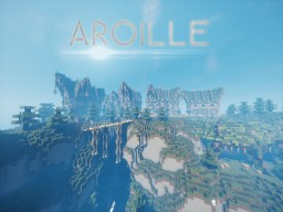 Aroille - A Minecraft Town Minecraft Map & Project