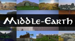 The Lord of the Rings - Middle Earth Minecraft