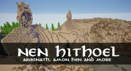 Nen Hithoel (Amon Hen, Argonath and more)