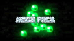 Neon Pack Minecraft Texture Pack