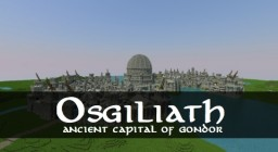 Osgiliath - Ancient Capital of Gondor Minecraft Map & Project