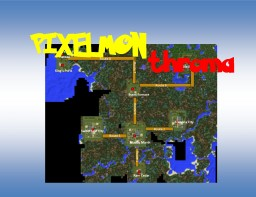 Pixelmon Throma Region Adventure Map Minecraft Project