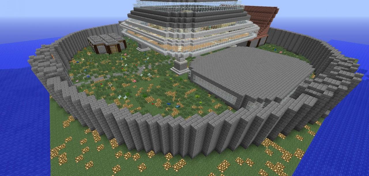 Big War Official Minecraft Server