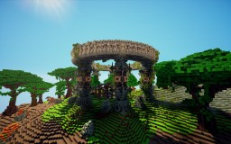 Kyralia:Age of Rebirth, The Mines of Ascir Minecraft Project