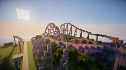 Burrow Land - Theme park Minecraft Map & Project