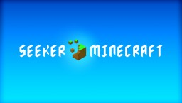 Seeker Minecraft - A New Way to Play the Game (Use MC Version 1.8.2-pre4!) Minecraft Map & Project