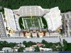 Bayview Heights NFL Stadium Minecraft Project