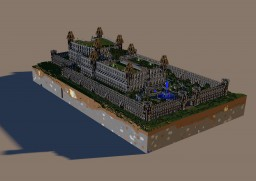Medieval Castle of Ravalis Minecraft Project