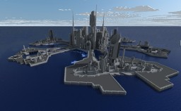 Massive StarGate Atlantis Project Minecraft