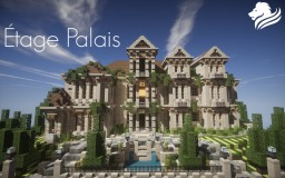 Étage Palais | Lux in Spelunca Minecraft Map & Project